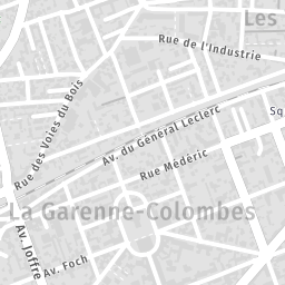 Avenue Charlebourg, La Garenne Colombes (92) - Commerces, boutiques ...