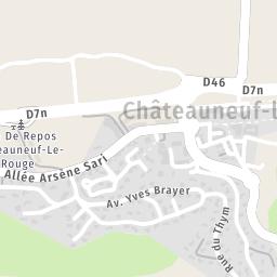 Centre De Reeducation Fonctionnelle A Chateauneuf Le Rouge