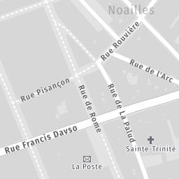 Bijoux fantaisie marseille rue grignan