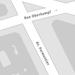agences immobilières, Rue Oberkampf Paris 75